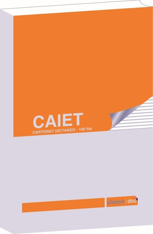 Caiet Cartonat Dictando / Matematica