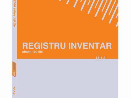 Registru inventar