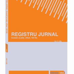 Registru jurnal