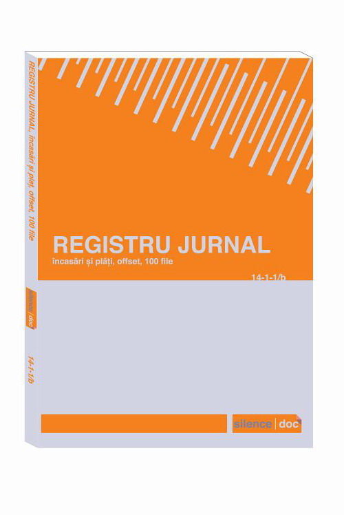 Registru jurnal