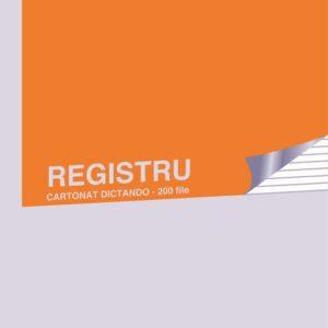 Registru Cartonat Dictando Matematica