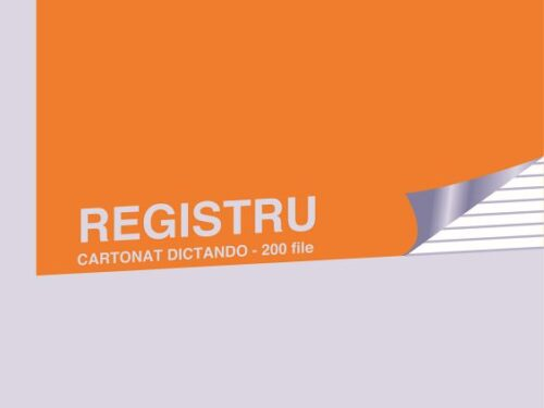 Registru Cartonat Dictando Matematica