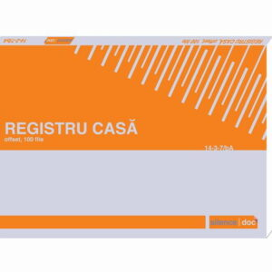 Registru de casa