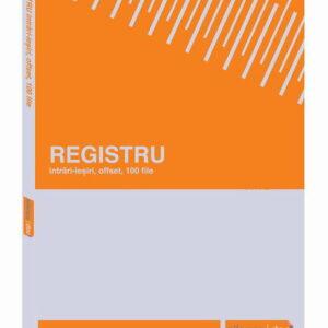 Registru intrari - iesiri