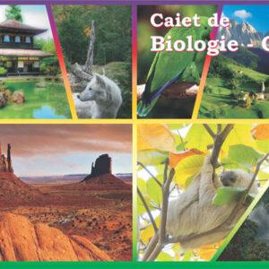 caiet biologie geografie