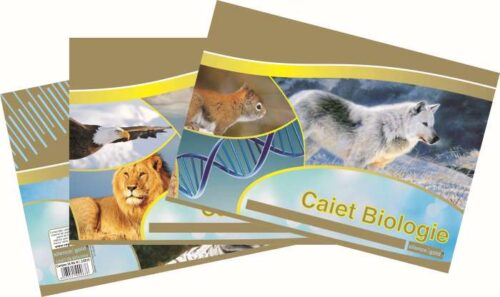 caiet biologie