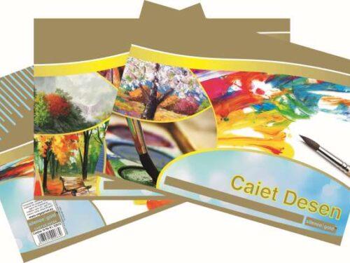 Caiet Desen