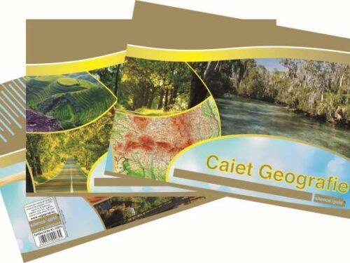 Caiet Geografie