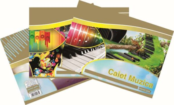 Caiet Muzica