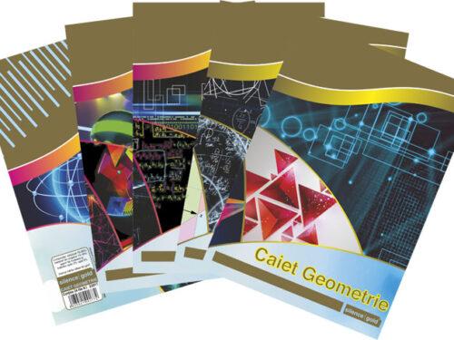 Caiete Geometrie