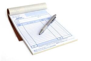 Formulare tipizate, facturi