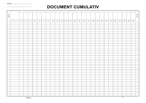 Document cumulativ A3